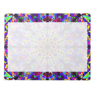 Colorful Mosaïc Mandala Notepads