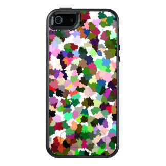 Colorful Multi-Color Pattern OtterBox iPhone 5/5s/SE Case