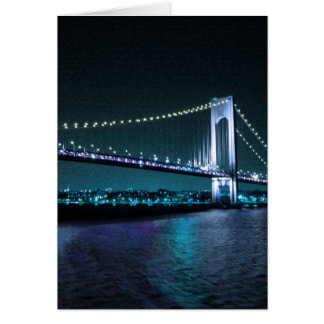 Colorful Narrows card