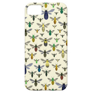Colorful Native Bees Barely There iPhone 5 Case
