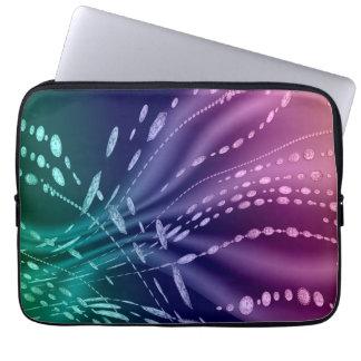 Colorful Neoprene Laptop Sleeve 13 inch