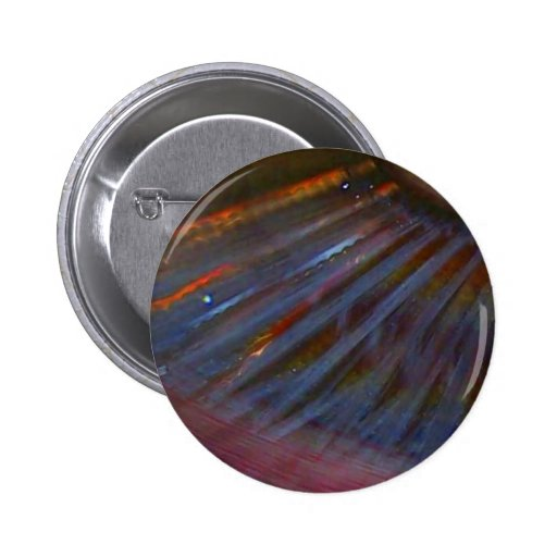Colorful night fair ride action spinning shot pinback button