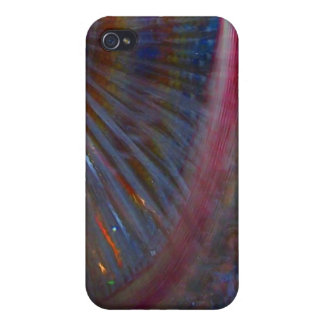 Colorful night fair ride action spinning shot iPhone 4 covers