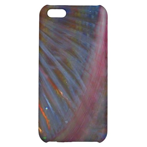 Colorful night fair ride action spinning shot iPhone 5C cases