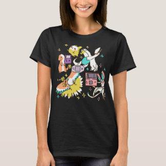Colorful Nostalgic Explosion T-Shirt