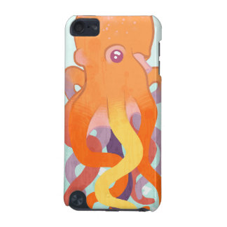 Colorful Octopus iPod Touch 5G Cases