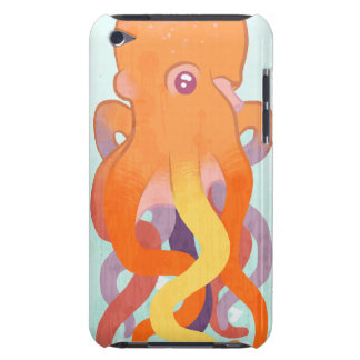 Colorful Octopus iPod Touch Case-Mate Case