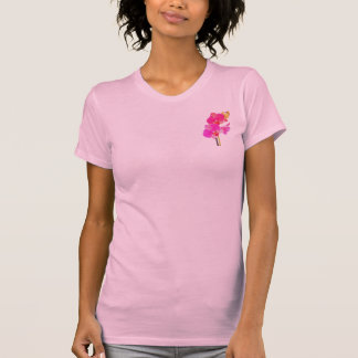 Colorful orchid. T-Shirt