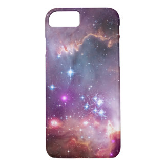 Colorful Outer Space Galaxy / Nebula iPhone 7 Case