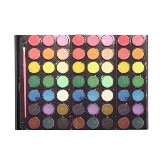 Colorful Paint Box Rainbow Cover For iPad Mini