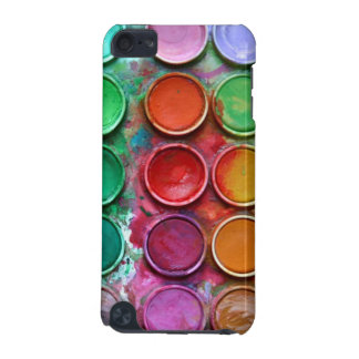 Colorful Paint Color Box Palette Pattern iPod Touch (5th Generation) Cover