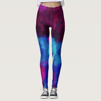 Colorful Paint Splatter #18 Leggings