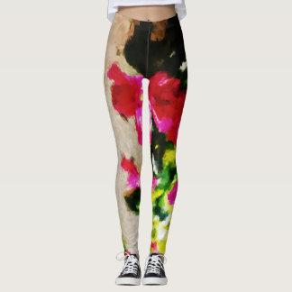Colorful Paint Splatter #29 Leggings