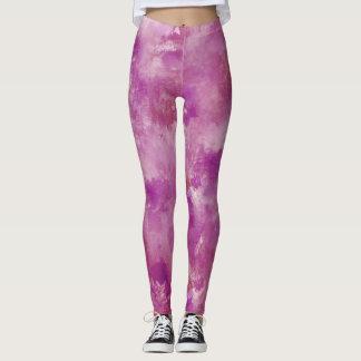 Colorful Paint Splatter #2 Leggings