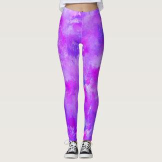 Colorful Paint Splatter #3 Leggings