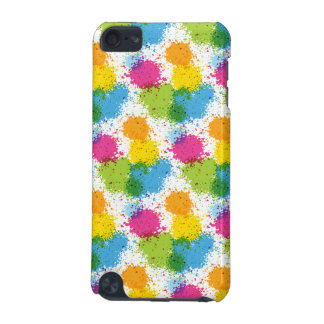 Colorful paintball Paint Design iPod Touch 5G Covers