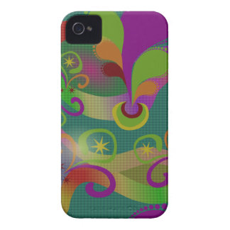 Colorful Paisley iPhone 4, 4S Case iPhone 4 Cover