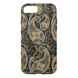 Colorful Paisley Pattern iPhone 8/7 Case