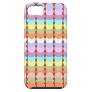Colorful Papercraft : Punch Dot Patchwork Case For The iPhone 5