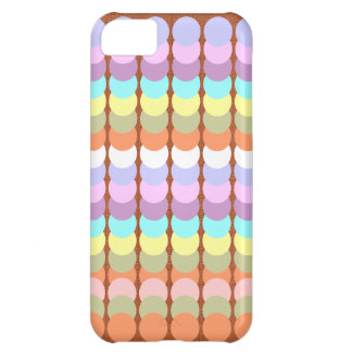 Colorful Papercraft : Punch Dot Patchwork iPhone 5C Case