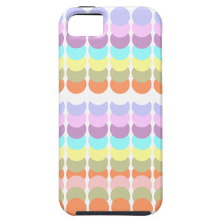 Colorful Papercraft : Punch Dot Patchwork iPhone 5 Case