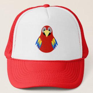 Colorful Parrot Hat