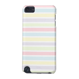Colorful Pastel Lines iPod Touch (5th Generation) Cover