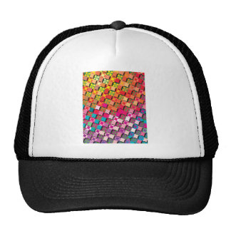 "Colorful Pattern Creation ""My Milano"" Cap"
