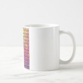 """Colorful Pattern Creation """"Perseus"""" Basic White Mug"""