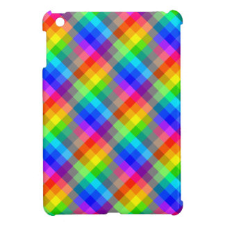 Colorful pattern. Rainbow Colors. Case For The iPad Mini