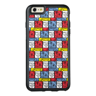 Colorful Pattern Shields OtterBox iPhone 6/6s Plus Case
