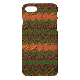 Colorful pattern with arrow shapes iPhone 8/7 case