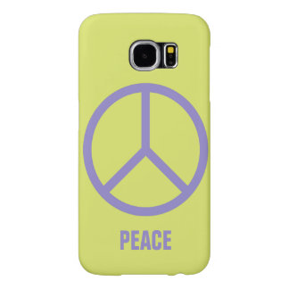 Colorful Peace Sign custom cases