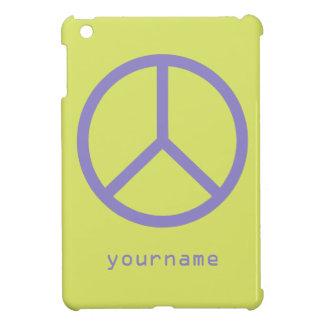 Colorful Peace Sign custom cases Case For The iPad Mini