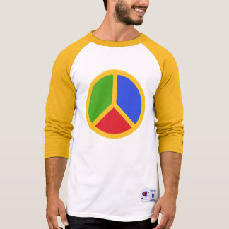 Colorful Peace Sign shirts & jackets
