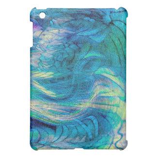 Colorful Peacock Art Custom iPad Case