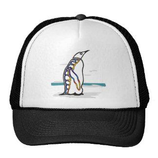 Colorful Penguin Cap