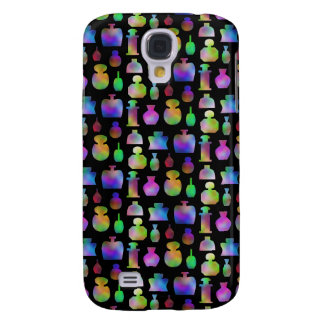 Colorful Perfume Bottles Pern. Galaxy S4 Case