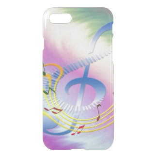 Colorful Piano Melody iPhone 8/7 Case