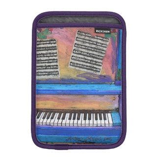 Colorful Piano Sleeve For iPad Mini