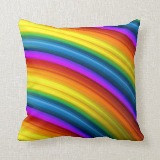 Colorful pillow throw cushion