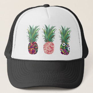 Colorful Pineapples Trucker Hat