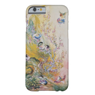 Colorful Pink Birds in Nature iPhone 6 Plus Case