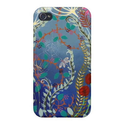 Colorful Plants. iPhone 4/4S Cases