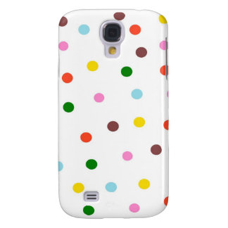 Colorful Polka Dots iPhone Case
