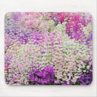 Colorful Poor mans Orchid Mousemat