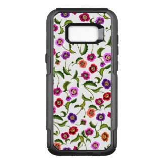 Colorful Poppy Flowers Samsung Galaxy S8 Case