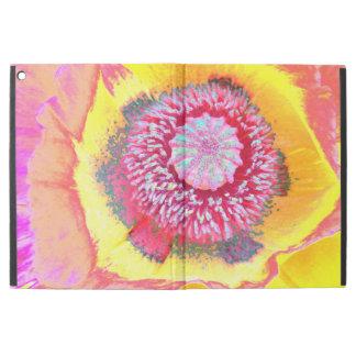 "Colorful Poppy iPad Pro 12.9"" Case"
