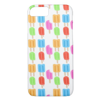 Colorful Popsicle Pattern iPhone 7 Case