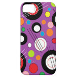 Colorful Purple iPhone 5/5S Cover